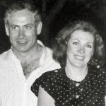 Benjamin Netanyahu with his Ex-Wife Miriam Weizmann