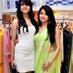 Bhagyashree with her daughter Avantika Dassani