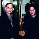 bhumibol-adulyadej-with-his-sister