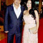 Bhumika Chawla with her husband