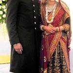 Bikram Singh Majithia Wife Ganieve Grewal