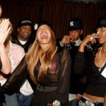 Blu Cantrell and Jay Z