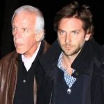 Bradley Cooper with his Father