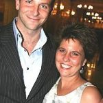 Bradley Cooper with his Sister