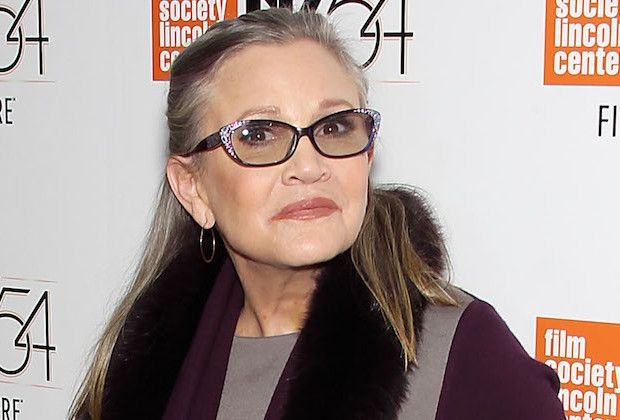 Carrie Fisher profile