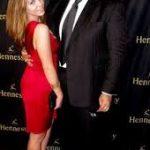 Caterina Murino with her Ex-boyfriend Austin Fuentes