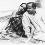 Chandran Tharoor and Lily Tharoor
