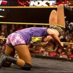 Charlotte Flair Natural Selection finisher