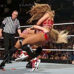 Charlotte Flair Spear finisher