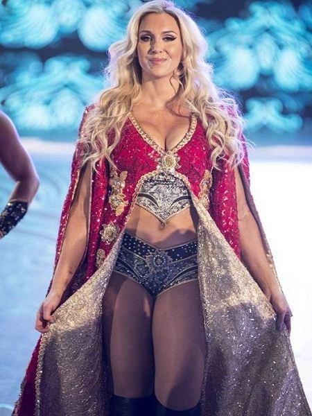 Charlotte WWE diva