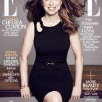 Chelsea Clinton on Elle Cover