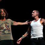 Chris Cornell and Chester Bennington