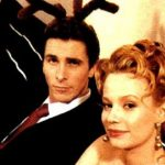 Christian Bale with his Ex-girlfriend Samantha Mathis