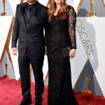 Christian Bale with his wife Sibi Blazic