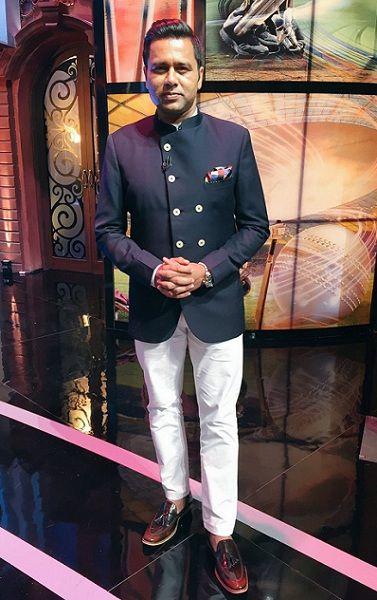 Commentator Aakash Chopra