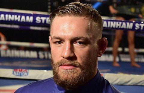 Conor McGregor profile