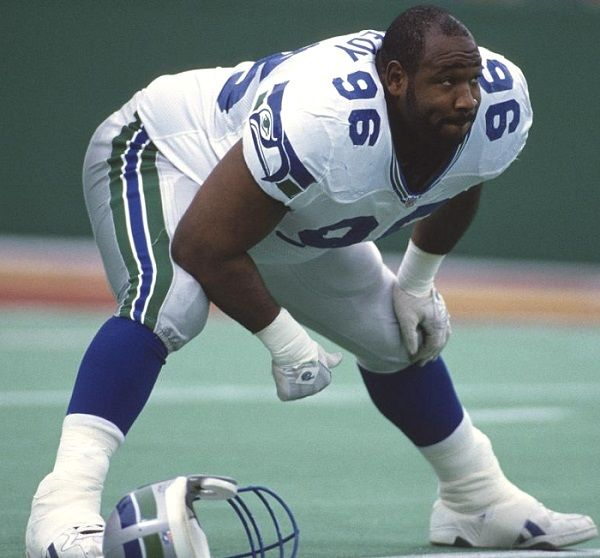 Cortez Kennedy NFL player