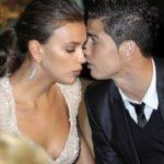 Cristiano Ronaldo with his Ex-girlfriend Kim Kardashian West