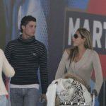 Cristiano Ronaldo with his Ex-girlfriend Marche Romero