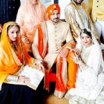 Daler Mehndi with his children