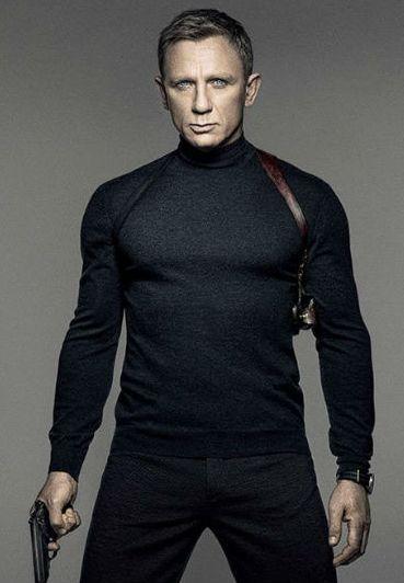 Daniel Craig in James Bond Film