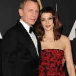 Daniel Craig with Rachel Weisz