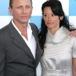 Daniel Craig with Satsuki Mitchell