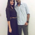 Deepak Hooda with Sneha