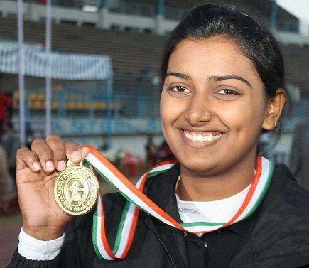 Deepika Kumari Profile