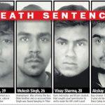 Delhi Gang Rape Death Sentence
