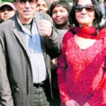 Dharmendra With His First Wife Parkash Kaur