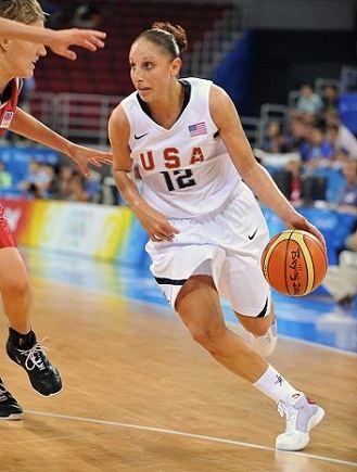 Diana Taurasi WNBA