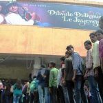 Dilwale Dulhania Le Jayenge in Maratha Mandir