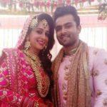 Shoaib Ibrahim and Dipika Kakar marriage photo