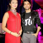Divyanka Tripathi with Sharad Malhotra