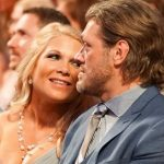 Edge with present wife Beth Phoenix