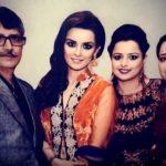 Ekta Kaul Family