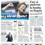 El Tiempo Newspaper