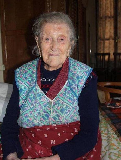 Emma Morano oldest person alive