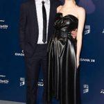 Emma Stone with Andrew Garfield