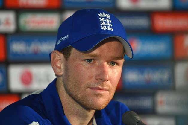 Eoin Morgan profile