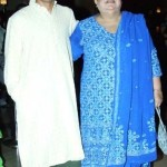 Javed Akhtar ex wife Honey Irani