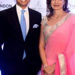 Farooq Abdullah Son-in-law Sachin Pilot and daughter Sarah