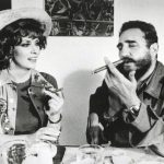 fidel-castro-with-his-ex-girlfriend-marita-lorenz