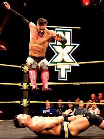 Finn Balor Wrestling