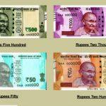 Gandhi Series Banknotes