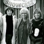 From left to right: Anthony W. Marshall, Ronny, Marjorie, Penny and Garry