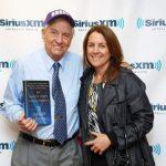 Garry Marshall with his daughter, Lori Marshall