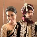 Kriti Sanon with Gaurav Arora