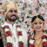 Gaurav chopra with wife Hitisha Cheranda